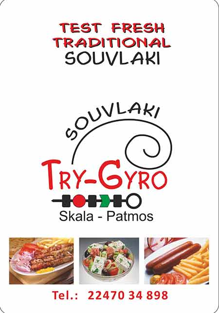 TRY GYRO